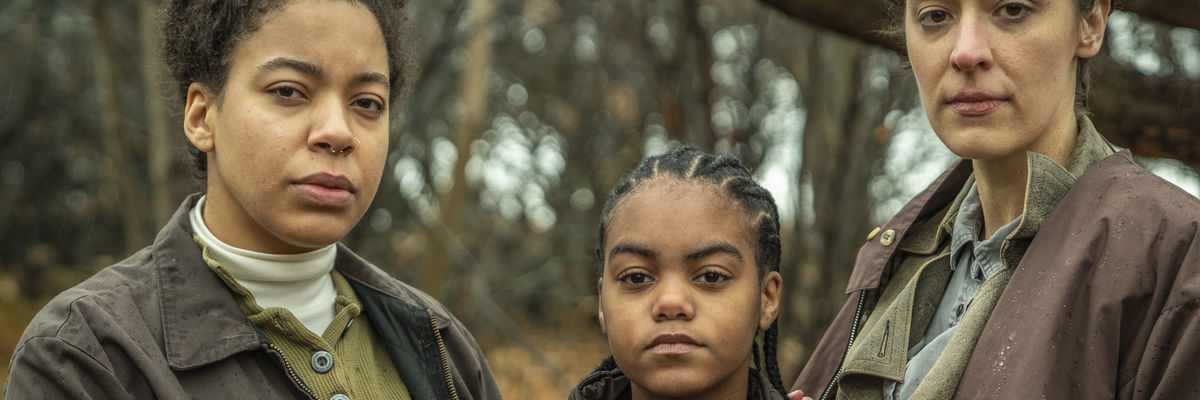 Tracie Taylor, Saniyah As-Salaam, and Laura Resinger in Thirst.